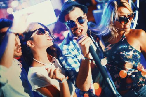 Karaoke DJ Steven Musikzentrale.ch